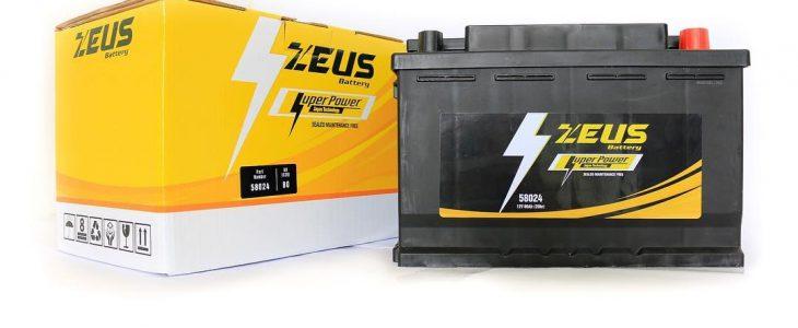 Aki Mobil Zeus 58024