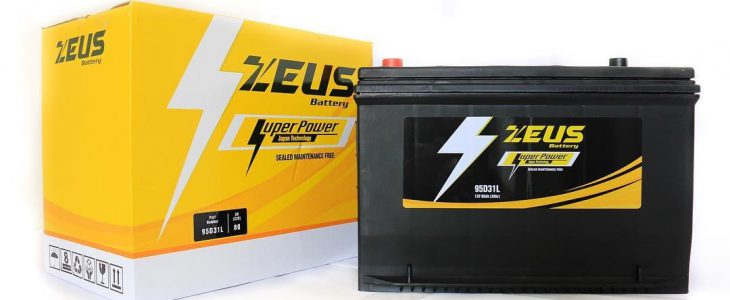 Aki Mobil Zeus NX120-7L